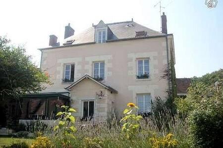 villa l'Amboisine - Mosnes