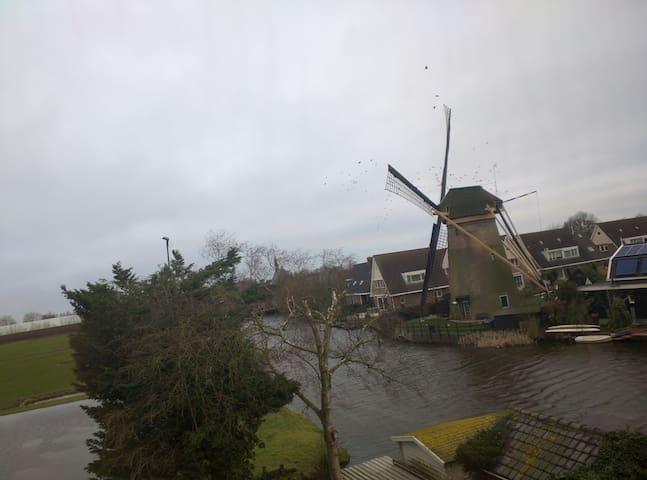 A House in Molenaarsgraaf - Molenaarsgraaf - Huis