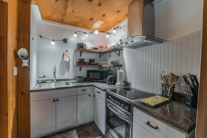 Mangold Suite with Full Kitchen