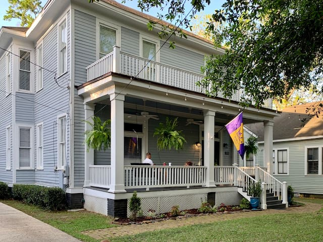 Beautiful Historic Home in Downtown Mobile