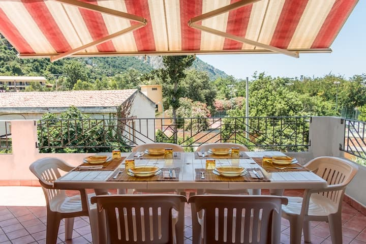 "HOLIDAY HOME ""CalaNovella Terrace"""