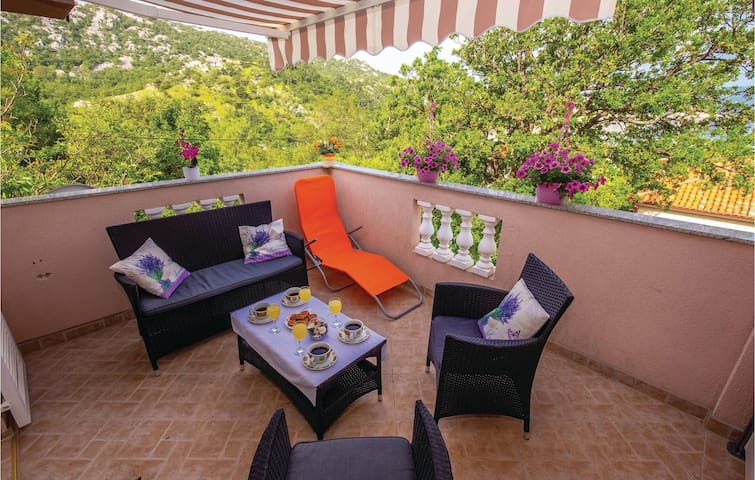 Holiday apartment with 1 bedroom on 31m² in Bakarac