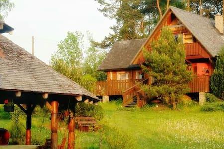 Przytulny  pokoik na Kaszubach❤ - Nowa Wieś Przywidzka - House