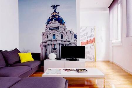 Super Apartment in MADRID CENTRE, TIRSO DE MOLINA - Madrid - Apartment