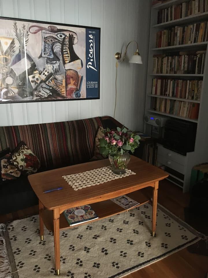 Hyggelig familieleilighet sentralt i Oslo