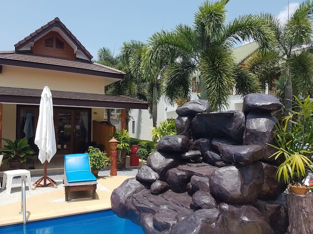 villa 1 bedroom apartment with pool - Ao Nang - Appartement