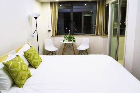 11号线南翔站地铁附近阳光充沛大床房整租 - Apartment