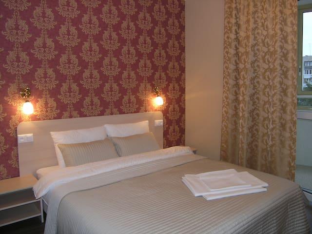 АКВАПАРК, ЭКСПО, выезд на Кольцово, Щербакова, 20 - Yekaterinburg - Apartemen