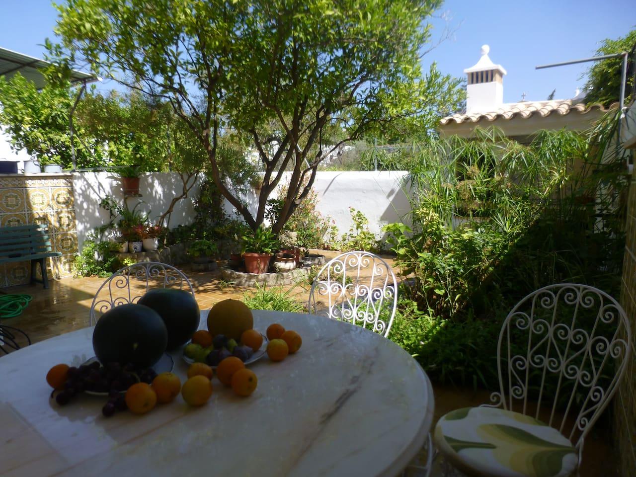 tangerine house maison mandarine apartments for rent in tavira