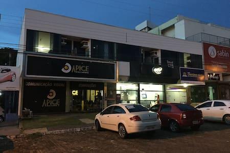 Acomodação barata e segura no centro de Palmas/TO
