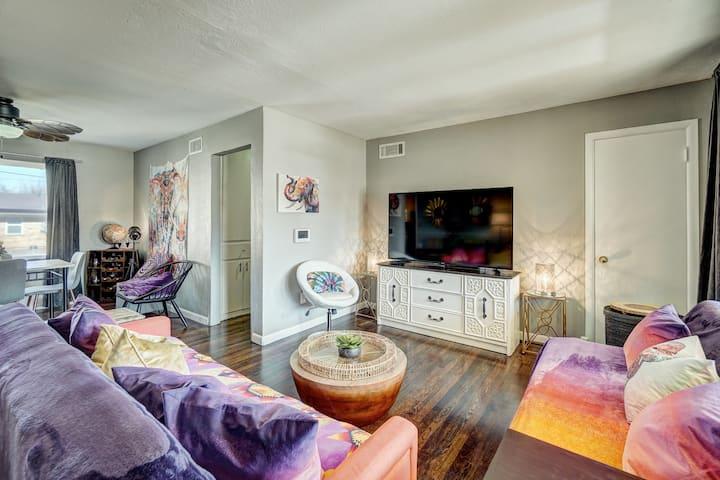 Boho Bungalow on Britton Long-term Rental Home