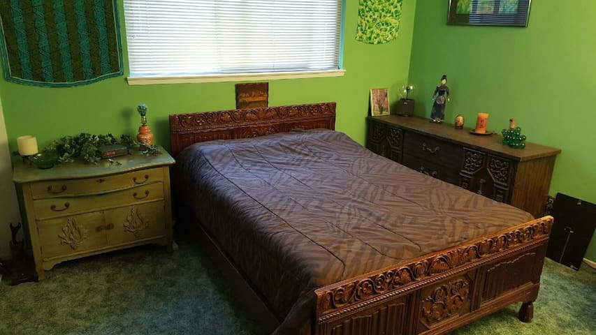 Rainforest Room   (Jungle House)