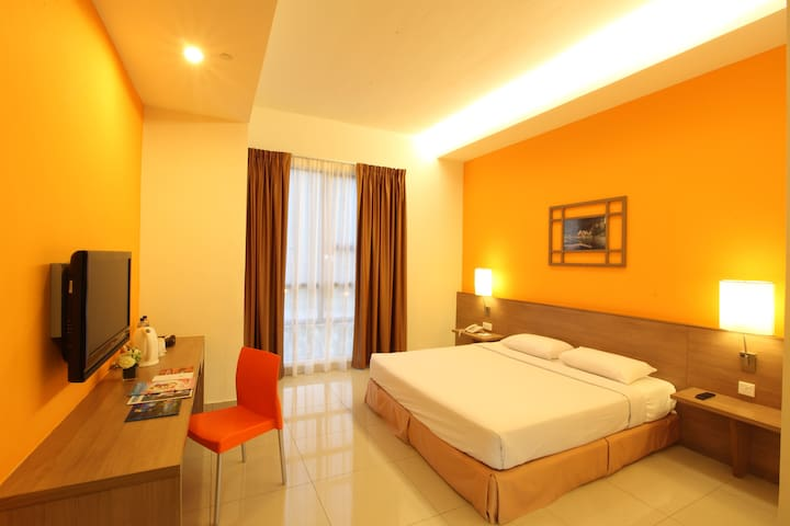 Sunway Lost World Hotel - Ipoh - Boutique hotel
