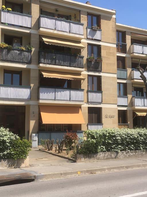 résidence 4 niveaux