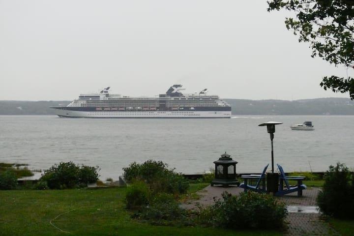ALTA MARE - Saint-Laurent-de-l'Île-d'Orléans - Talo