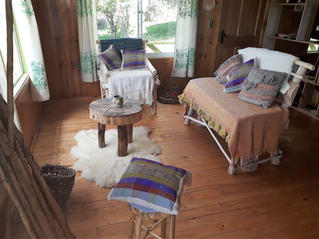 Cabaña Loft Hilo de Luna.