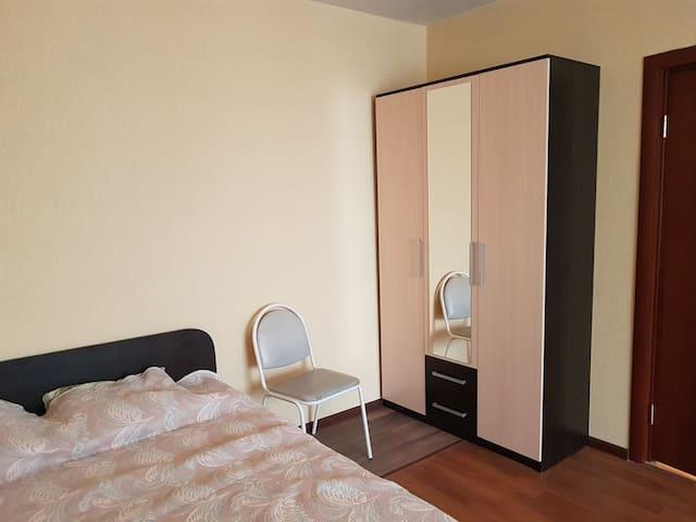 Уютная квартира на Королевке