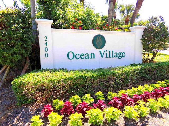 Paradise @ Ocean Village  Beach and 9 Hole Golf