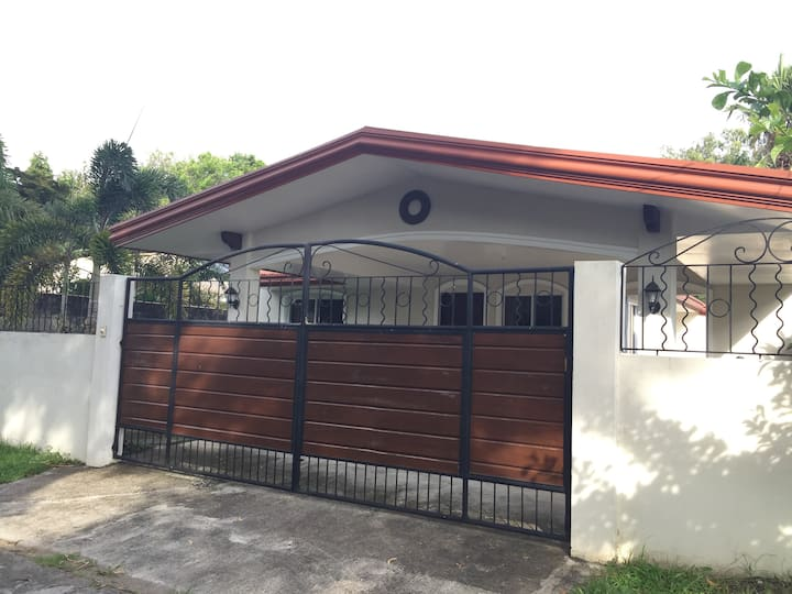 The home to stay in Bacolod