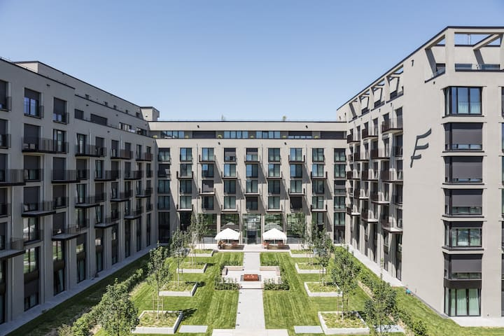 THE FLAG München - Business Single Apartment