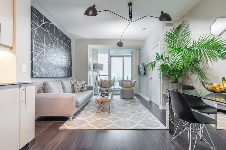 Beautiful Condo Steps from Union and Scotiabank