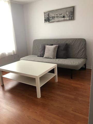 2 Bedroom Byward Market Apartment with parking