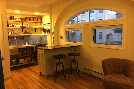 The Firehouse - Boston - Apartment