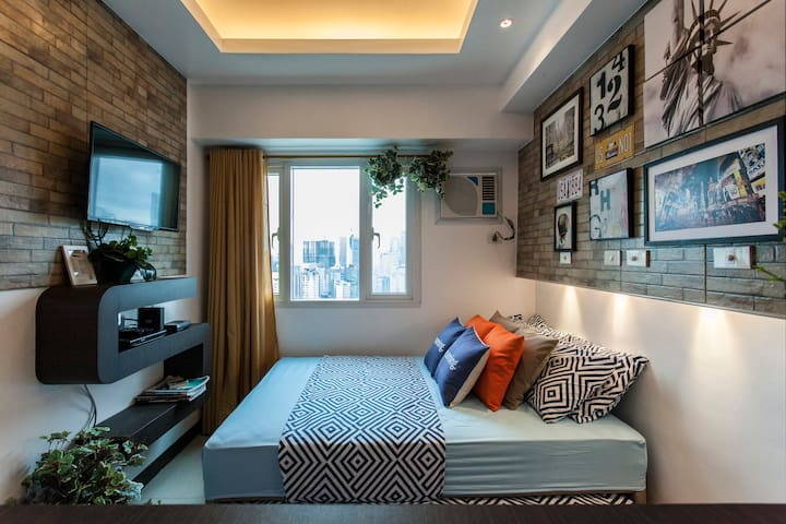 ★★★★★ New York-themed condo @ The Beacon Makati