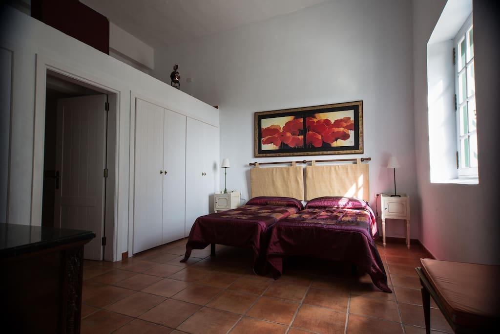 Dormitorio Barrica
