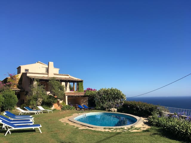 Villa w/Pool and Panoramic Seaview