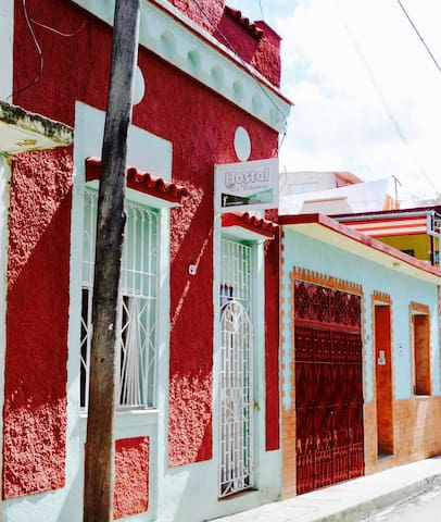 Hostal La Estancia. Santa Clara. Cuba