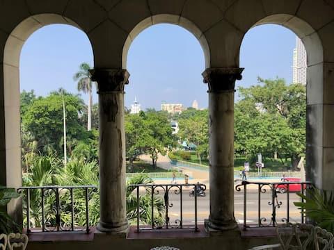 哈瓦那露台
