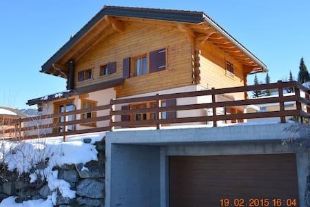 Ski Chalet for rent - Haute-Nendaz
