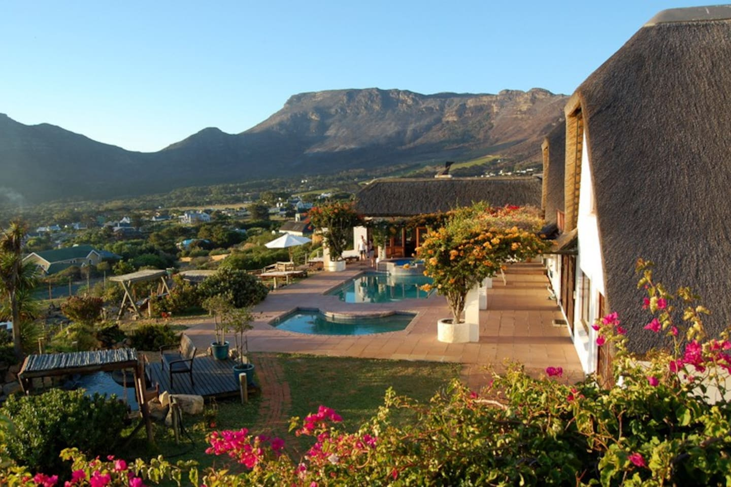 Enchanted Garden (stunning mountain and sea views) - Chalets for ...