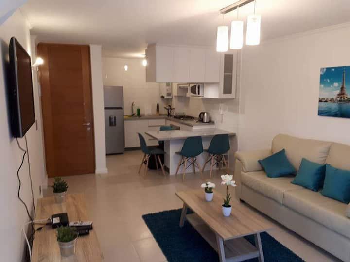 Apartamento Full equipado Algarrobo