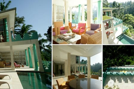 One-Bedroom in luxury villa Ubud with breakfast - Tegallalang - House