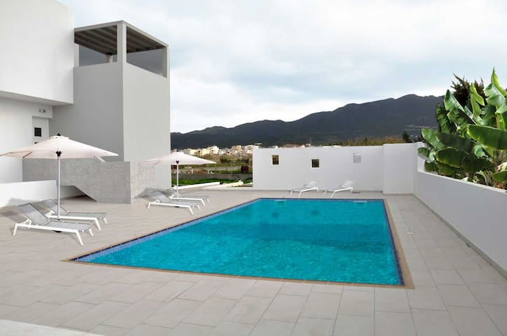 LUXURY SEA VIEW XENOS VILLA3 WITH PRIVATE POOL