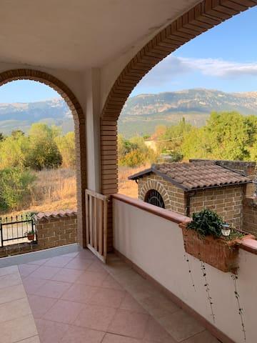 Casa Italica a Corfinio L'Aquila  67030 Abruzzo