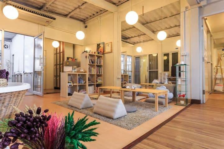Homey Space in Sathorn BTS/NEW!! - Bangkok - Dům