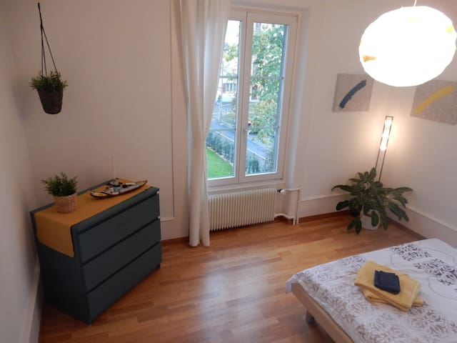 Charming room with balcony access