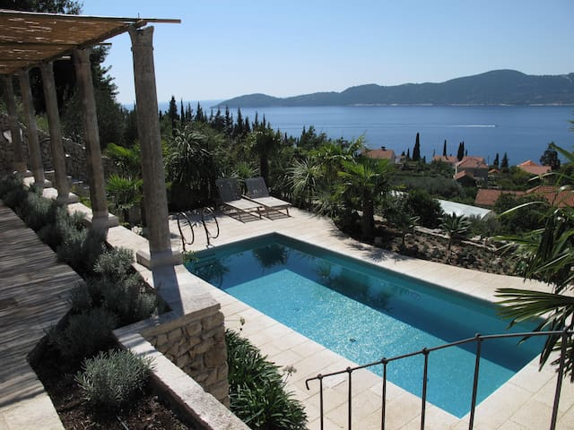 Delux Villa Lavanda ft.Private Pool - Trsteno