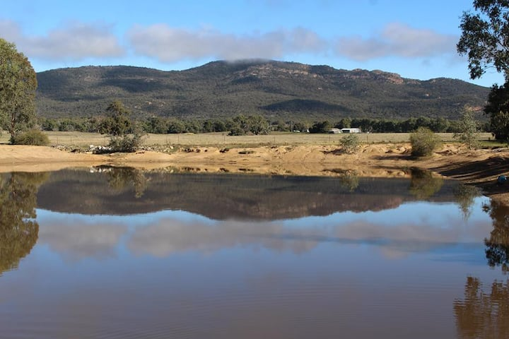 Jinchilla Farm & Lodge - Halls Gap