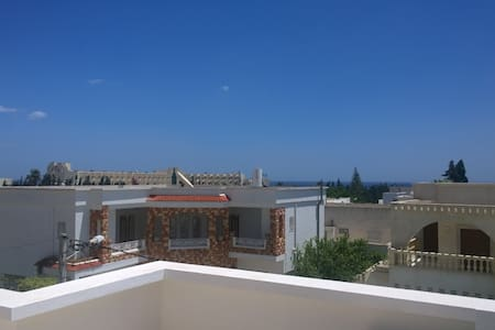 50m2 Cozy flat with a sea view located in Hammamet - Nabeul‎