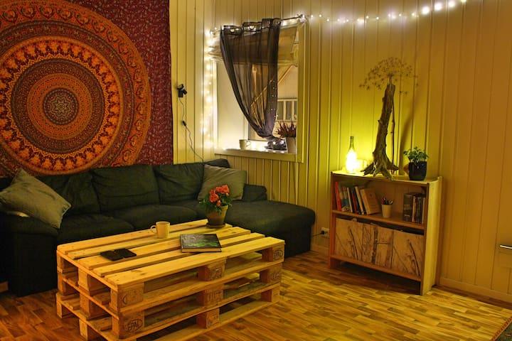 Veg MANDALA room