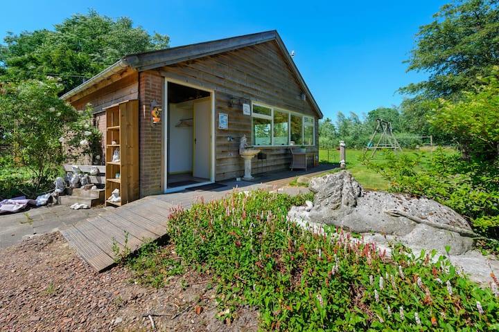 Enticing Holiday Home in Eastermar near Burgumer Mar Lake