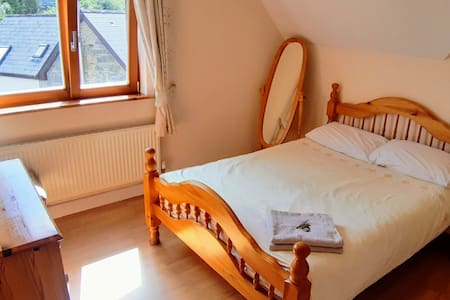 En Suite Double Room by Stunning Falls