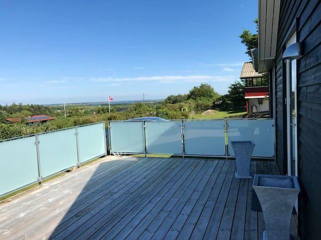Sommerhus med udsigt til Venø