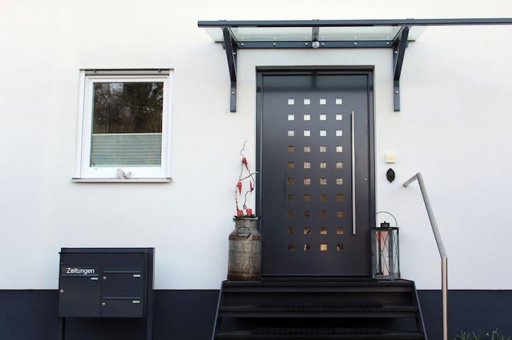 Nette 2 Zi. Wohnung mit Terrasse - Überlingen - Appartement