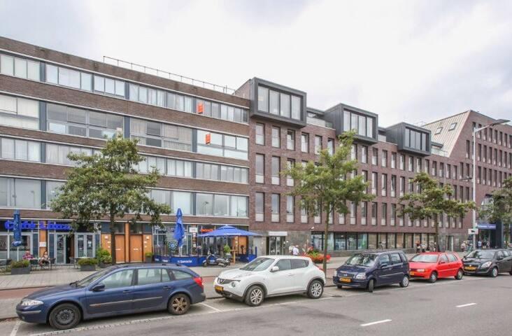 Modern apartment Rotterdam