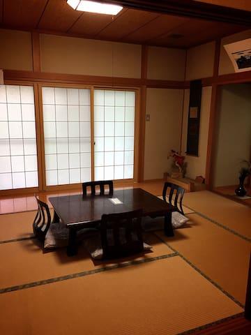 Beautiful Spacious Japanese style house